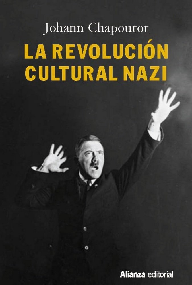 Revolucion cultural nazi,la