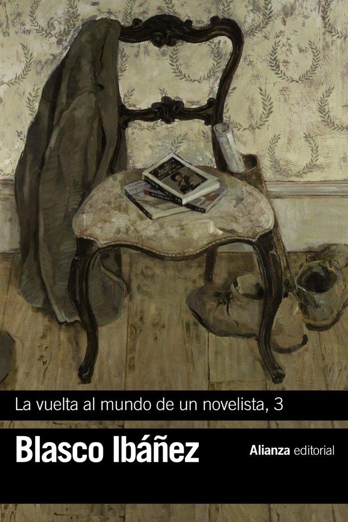 Vuelta al mundo de un novelista 3,la