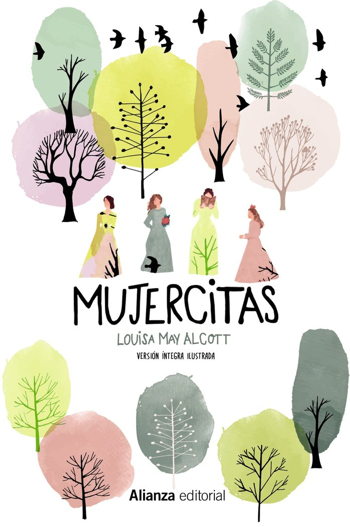 Mujercitas  version integra ilustrada