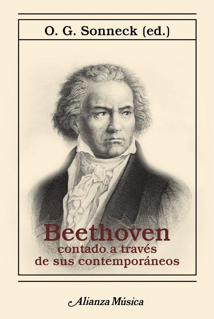 Beethoven contado a traves de sus contemporaneos