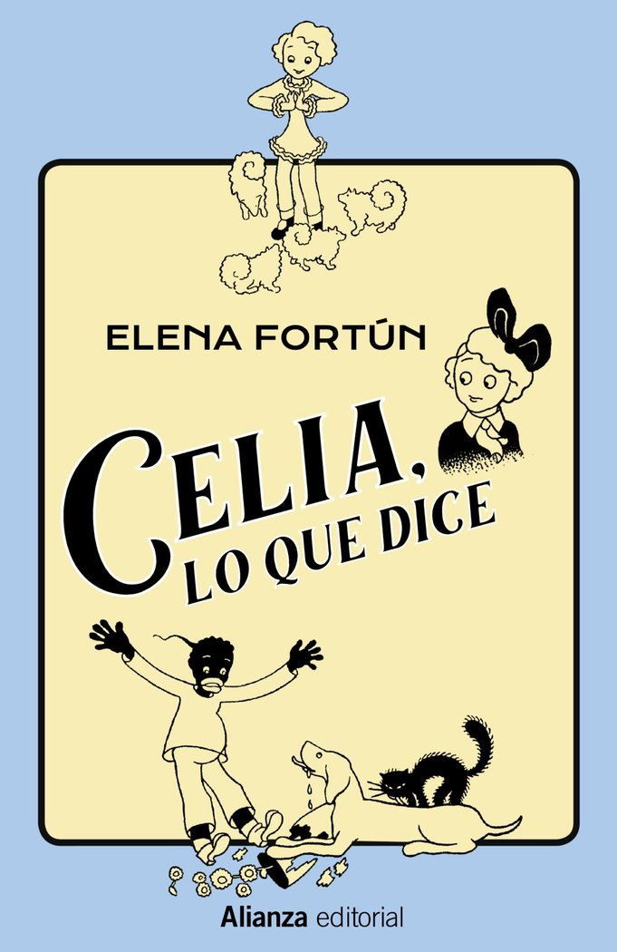 Celia lo que dice