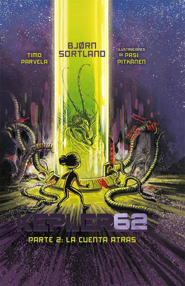 Kepler 62 2 la cuenta atras