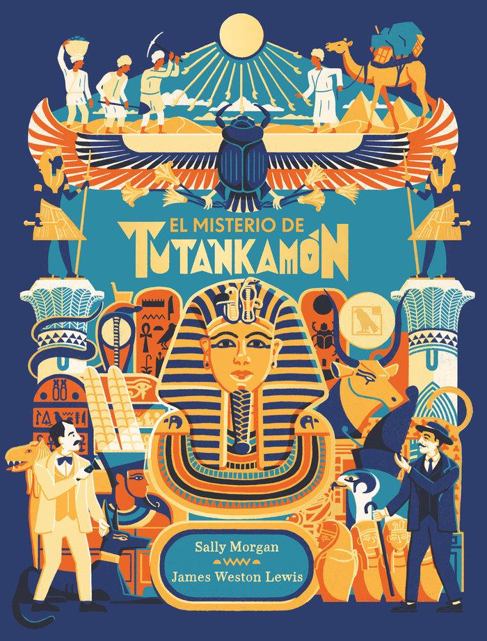 Misterio de tutankamon,el