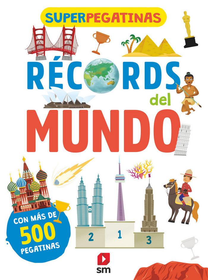 Superpegatinas records del mundo
