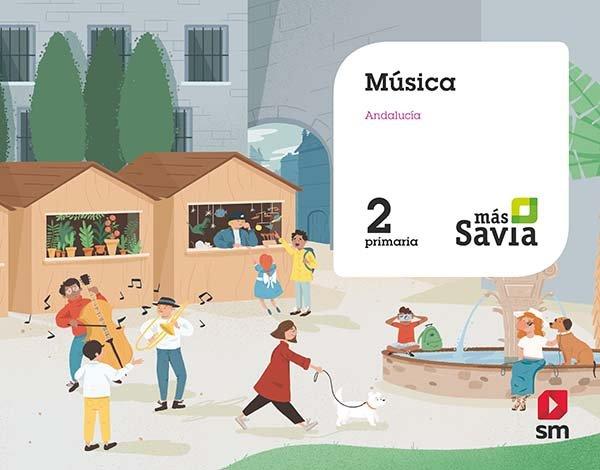 Musica 2ºep andalucia 19 mas savia