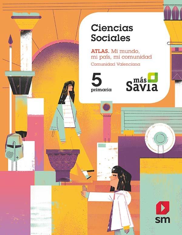 Ciencias sociales 5ºep valencia 19 mas savia