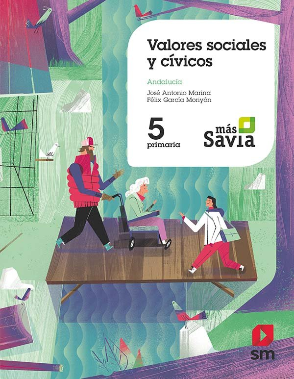 Valores eticos 5ºep andalucia 19 mas savia