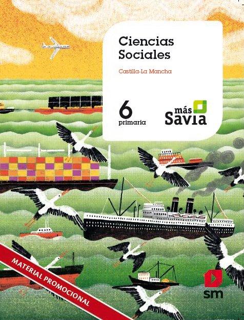 Ciencias sociales 6ºep mancha 19 mas savia