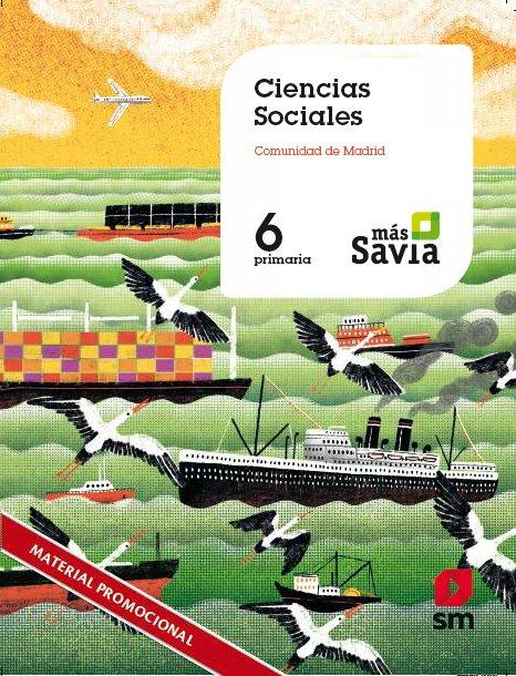 Ciencias sociales 6ºep madrid 18 mas savia