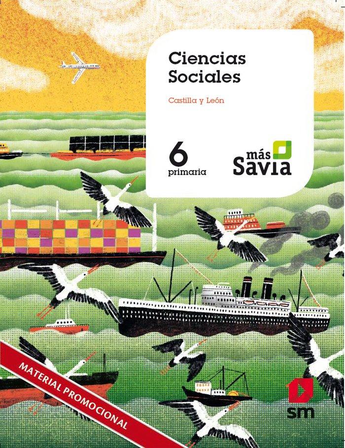 Ciencias sociales 6ºep leon 19 mas savia