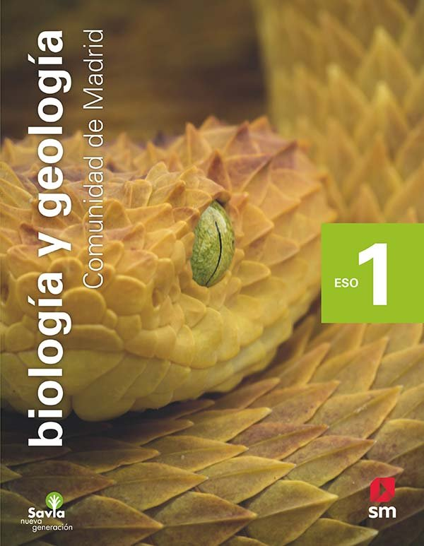 Biologia geologia 1ºeso madrid 20 mas savia