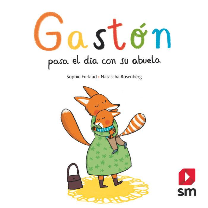 Gaston pasa el dia con su abuela