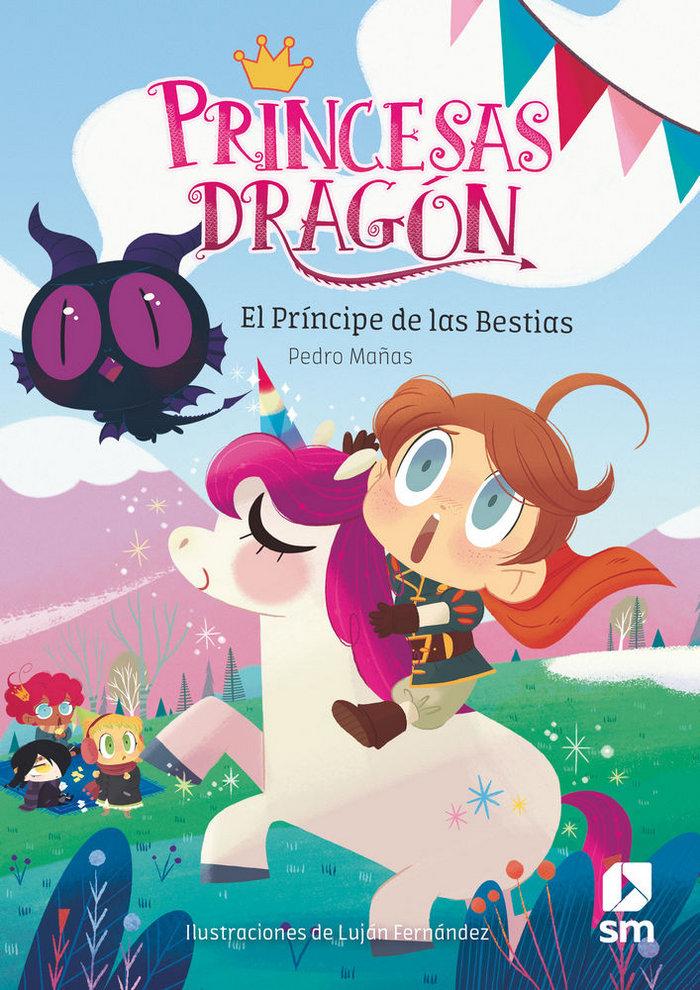 Princesas dragon 8 el principe de las bestias