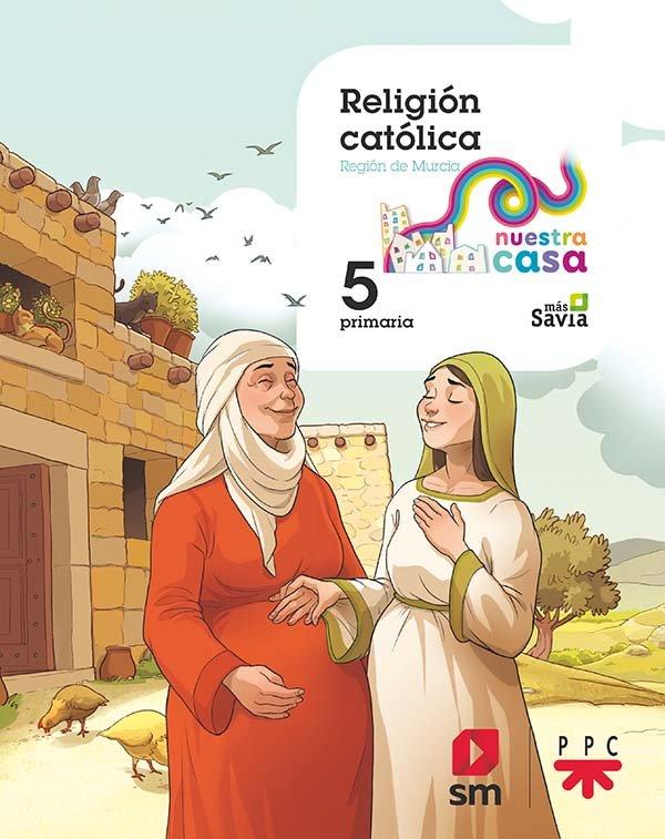 Religion catolica 5ºep murcia nuestra casa 19
