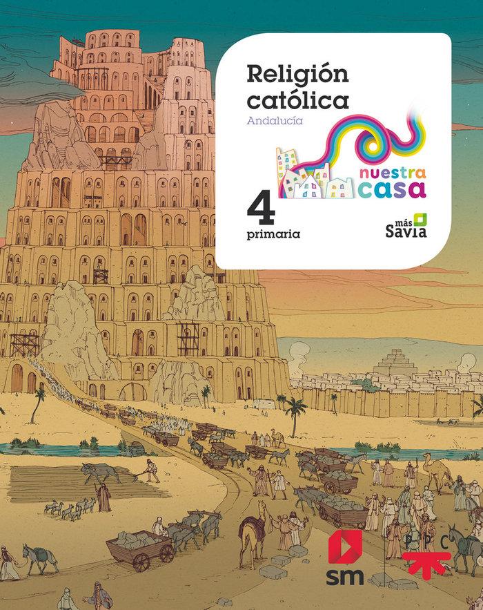 Religion 4ºep andalucia 19 mas savia