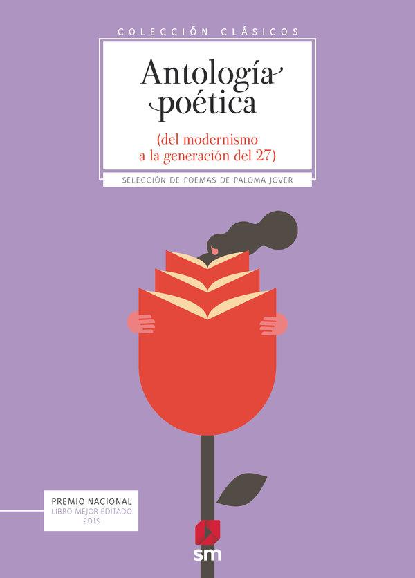 Antologia poetica del modernismo a la generacion del 27