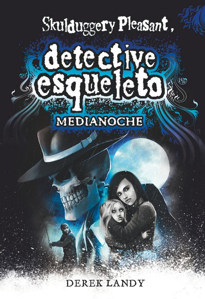 Detective esqueleto 11 medianoche