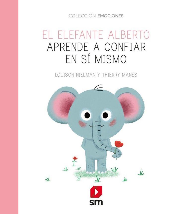 Elefante alberto aprende a confiar en si mismo,el