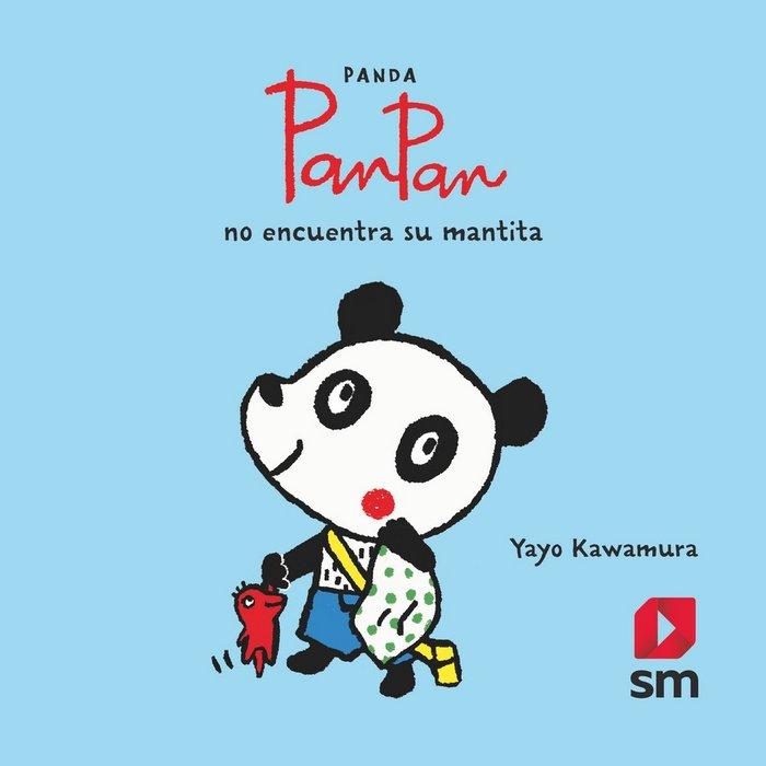 Panda panpan busca su manta