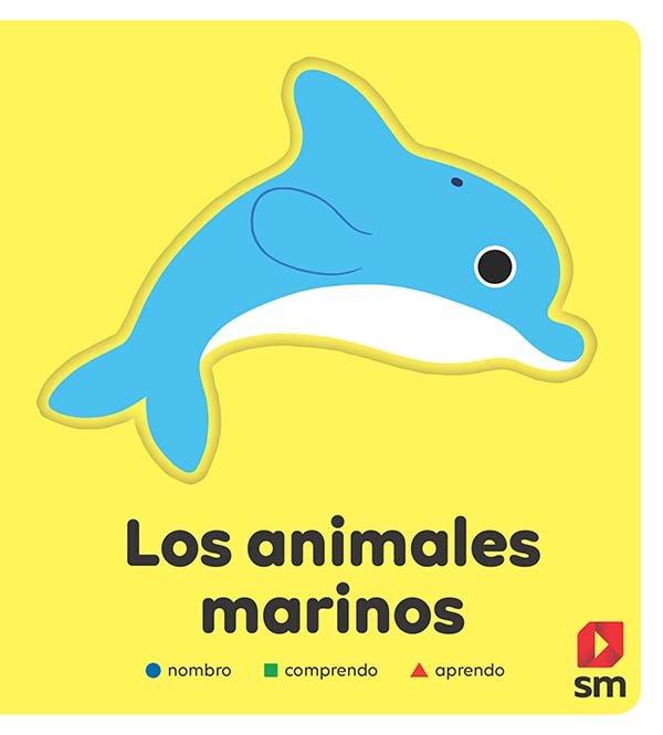 Animales marinos,los