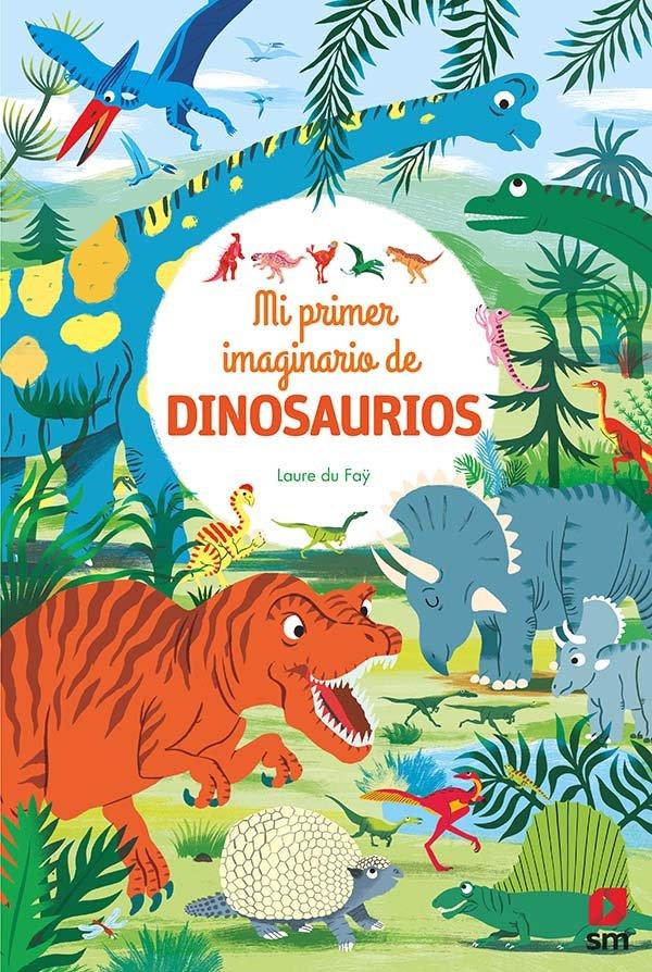 Mi primer imaginario de dinosaurios