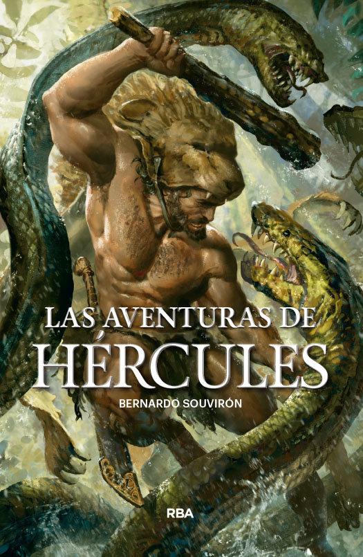 Aventuras de hercules,las