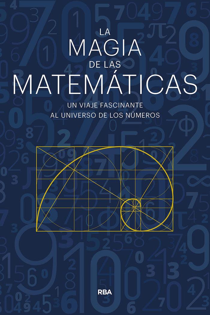Magia de las matematicas, la