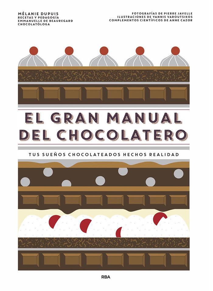 Gran manual del chocolatero,el