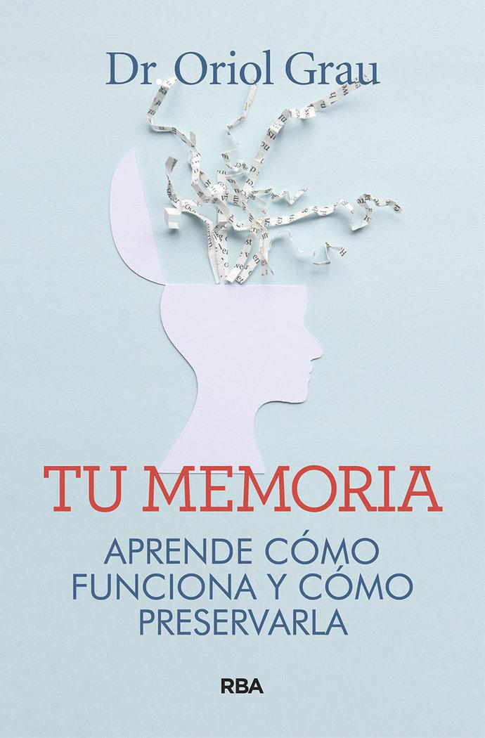 Tu memoria aprende como funciona y com preservarla