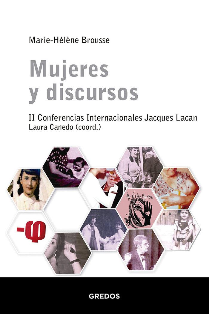Mujeres y discursos ii conferencias inter