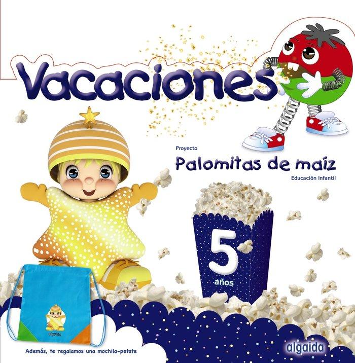 Vacaciones 5años 19 palomitas maiz