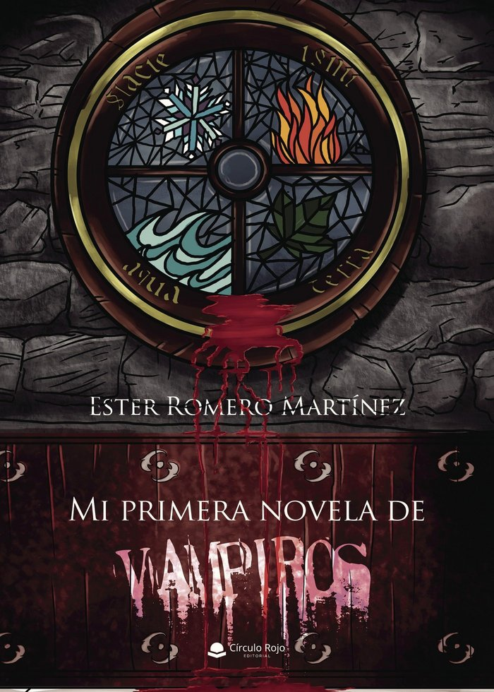 Mi primera novela de vampiros