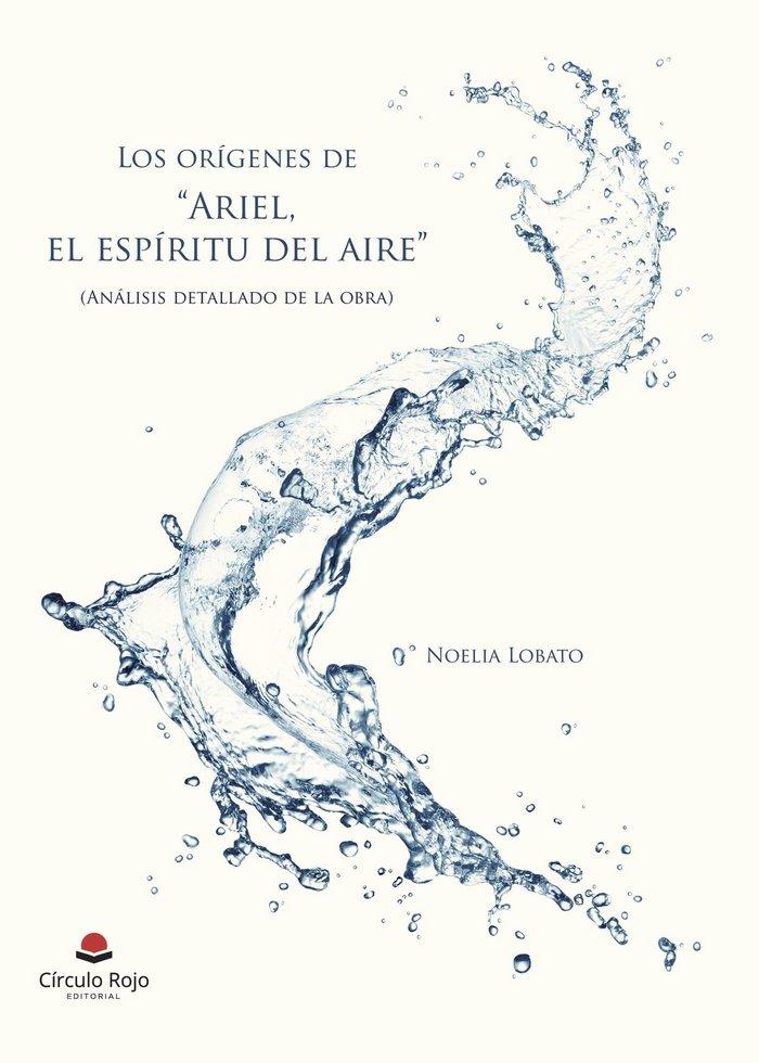 Los origenes de ariel: el espiritu del aire