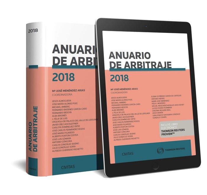 Anuario de arbitraje 2018 duo