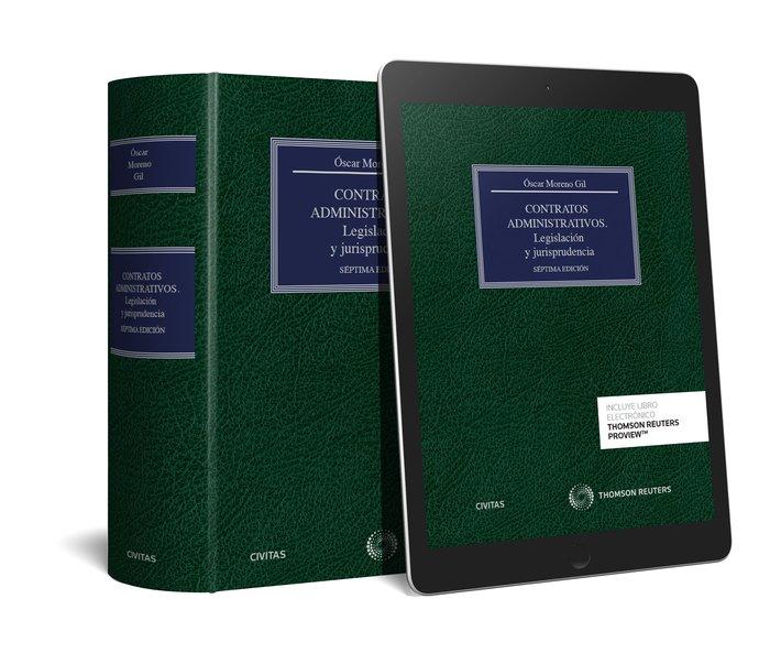 Contratos administrativos legislacion y jurisprudencia duo