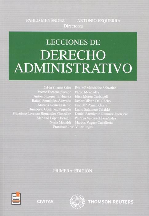 Lecciones de derecho administrativo duo