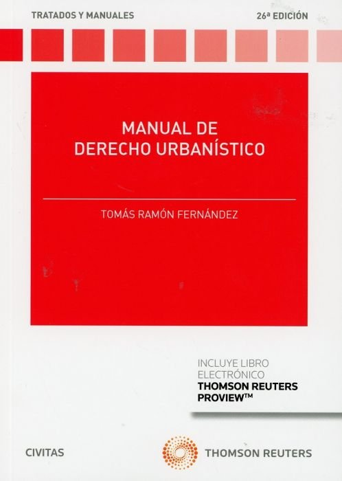 Manual de derecho urbanistico 2019