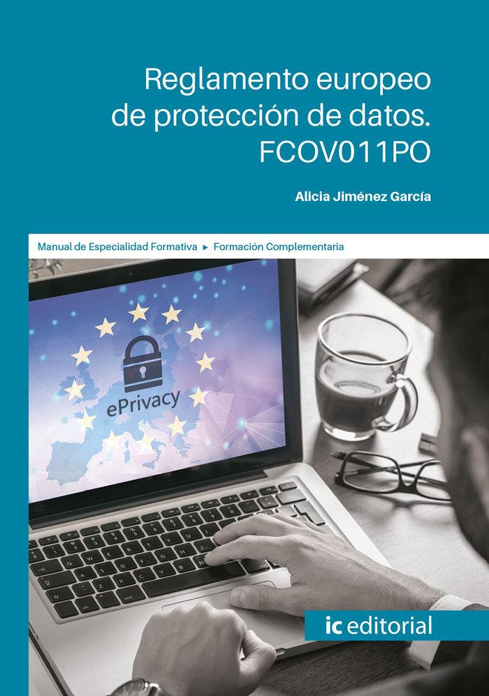 Reglamento europeo de proteccion de datos.fcov011po