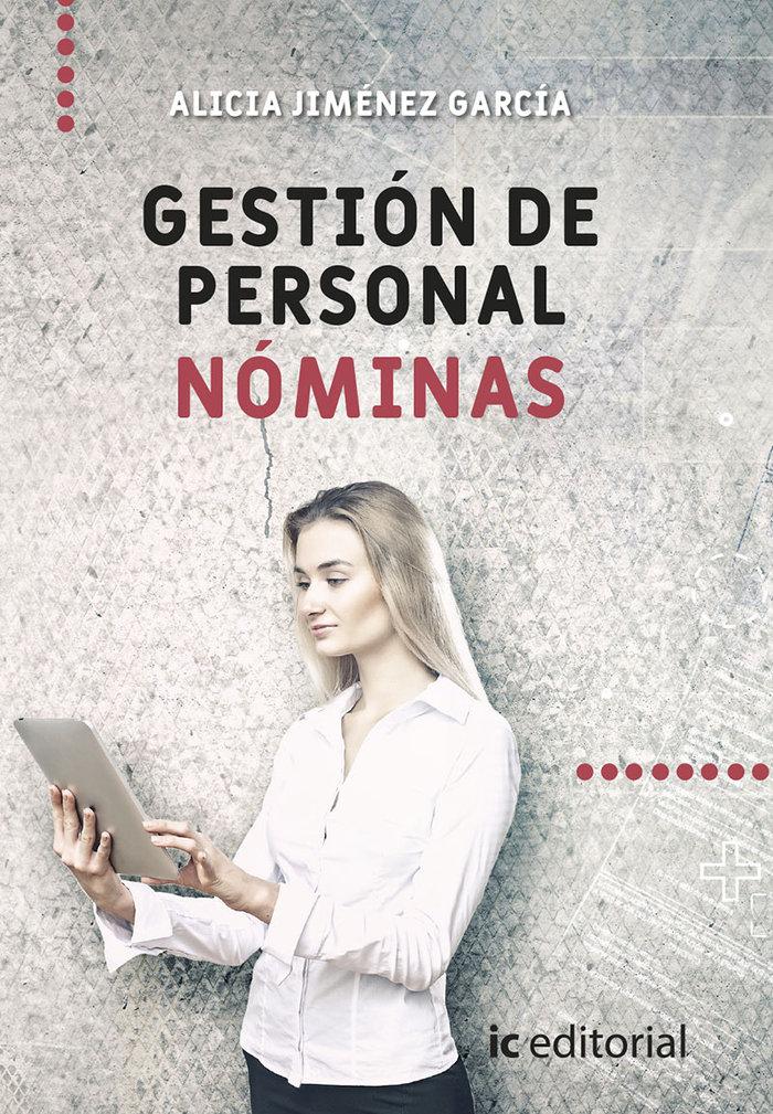 Gestion de personal. nominas