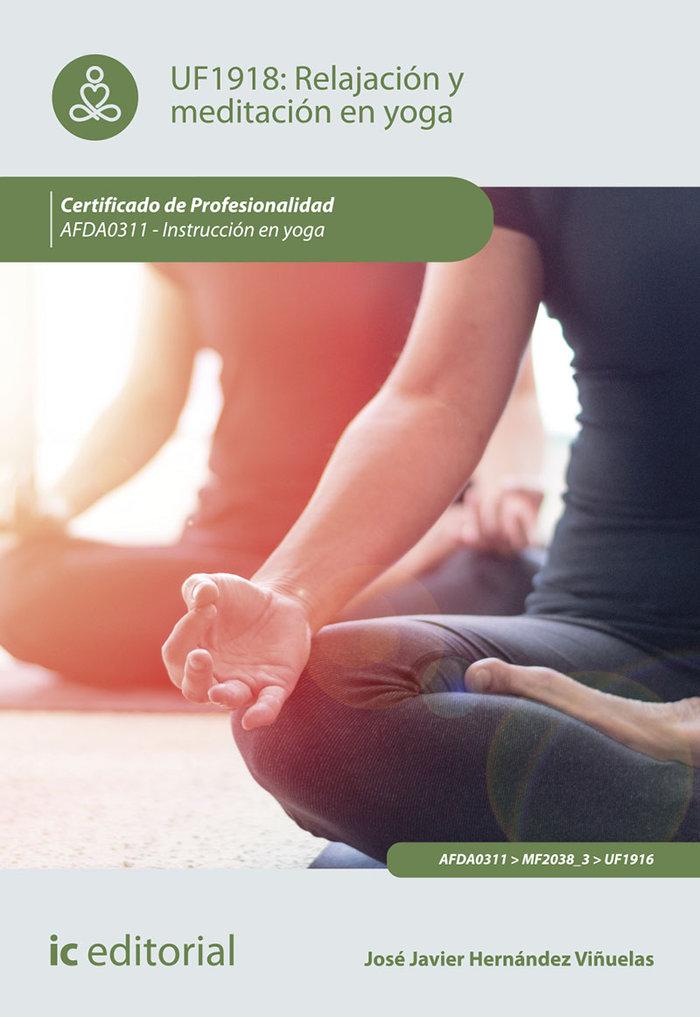 Relajacion y meditacion en yoga afda0311
