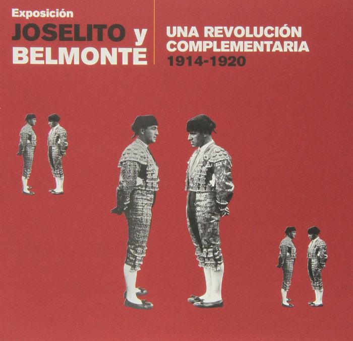 Joselito y belmonte una revolucion complementaria 1914 1920