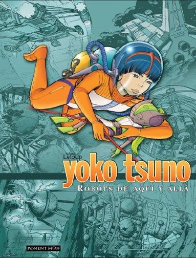 Yoko tsuno integral 2