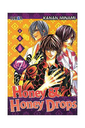 Honey honey drops 07 (comic)
