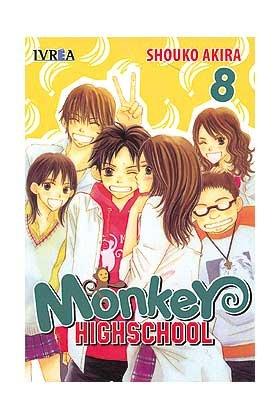 Monkey highschool nº 8