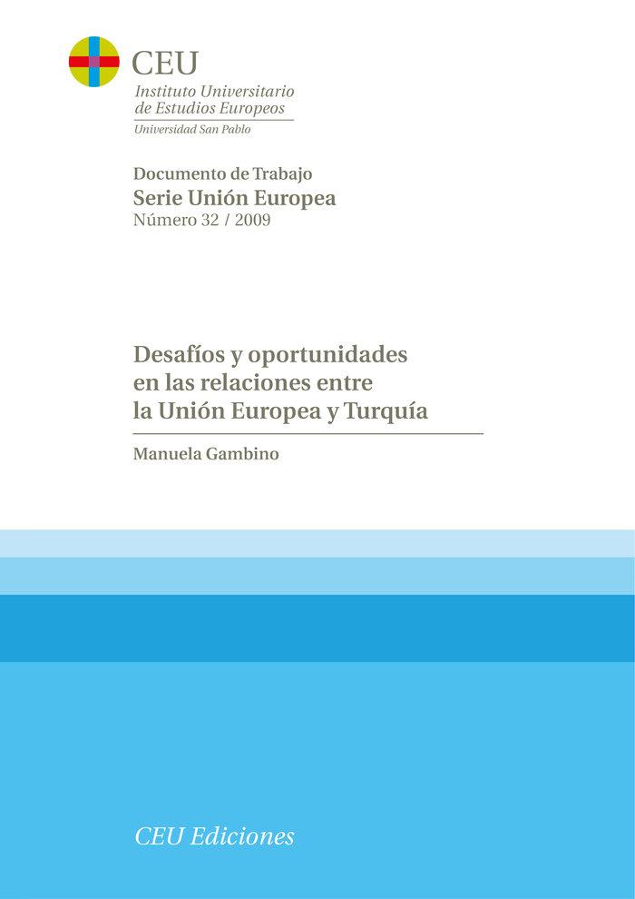 Desafios y oportunidades en las relaciones entre la union eu