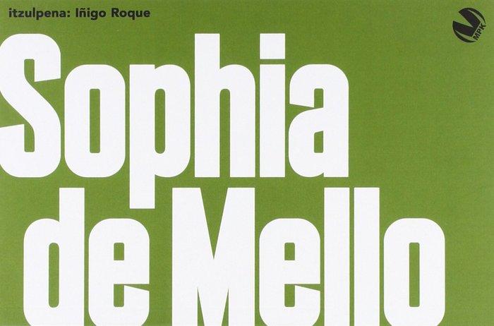 Sophia de mello antologia