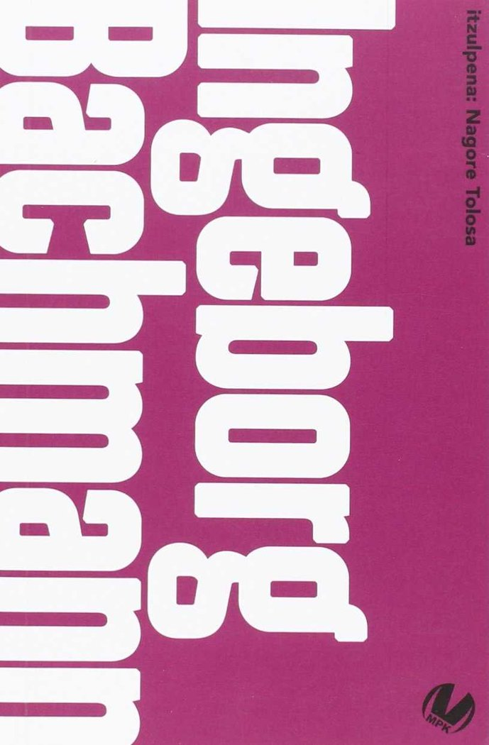Ingeborg bachmann antologia