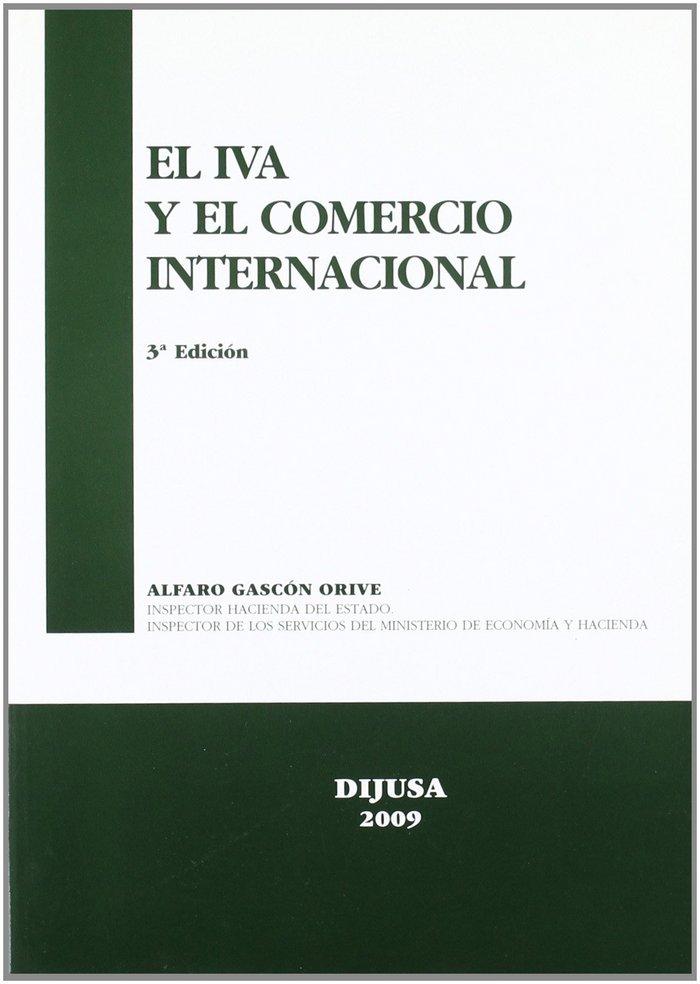 El iva y el comercio internacional