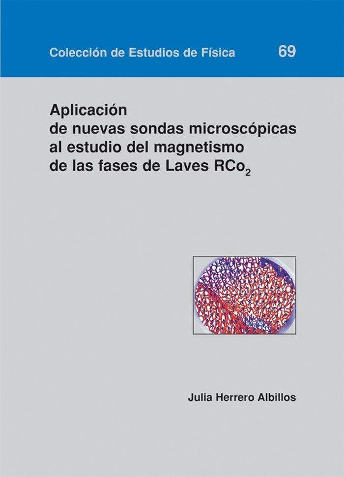 Aplicacion de nuevas sondas microscopicas al estudio del mag