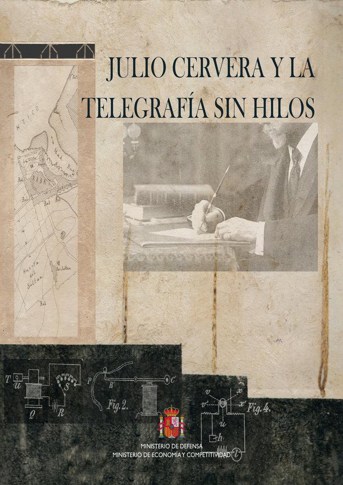 Julio cervera y la telegrafia sin hilos